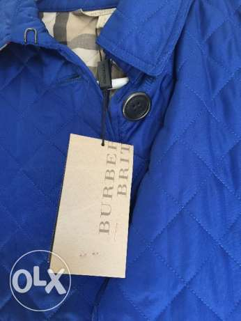!!New!! 100% Authentic BURBERRY Jacket size S - M القاهره -  3