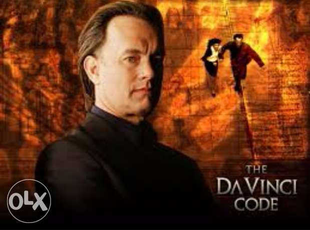 Davinci code ... angels and demons ... inferno ...3 parts