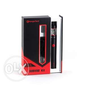 Stop Smoking Package - Electronic cigarette+Nicotine Gum (From France)