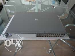 HP ProCurve 2626 24-Port 10/100 Network managed Switch