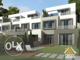 Twin-house located in 6 October for sale 416 m2, Palm Hills October