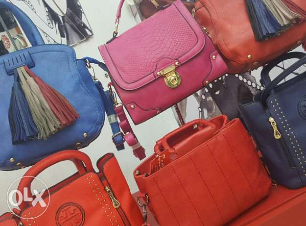 Colors cross collection bag