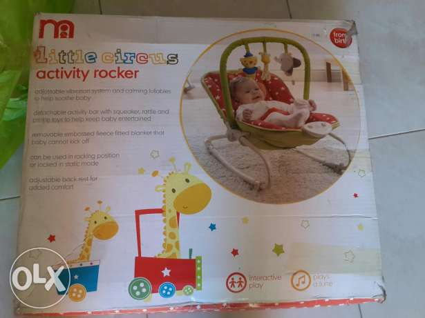 (Used) Little circus for babies