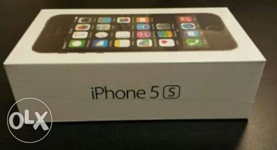 Iphone 5s 32GB (sealed)