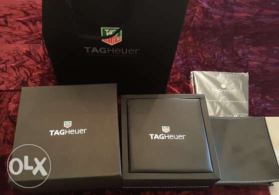 Tag Heure Mercedes new with box and international Guarantee القاهرة -  5