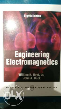 Electromagnitics book for engineering