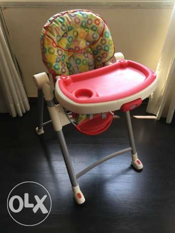 Graco feeding high chair