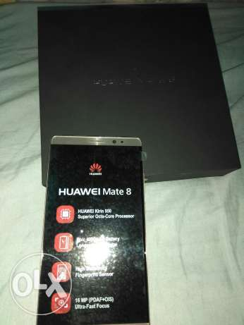 Mate 8 high edition 64 gb mocha special condition