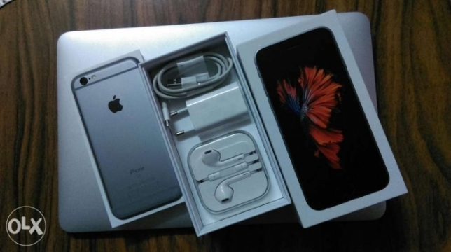IPhone6s 16gb space gray