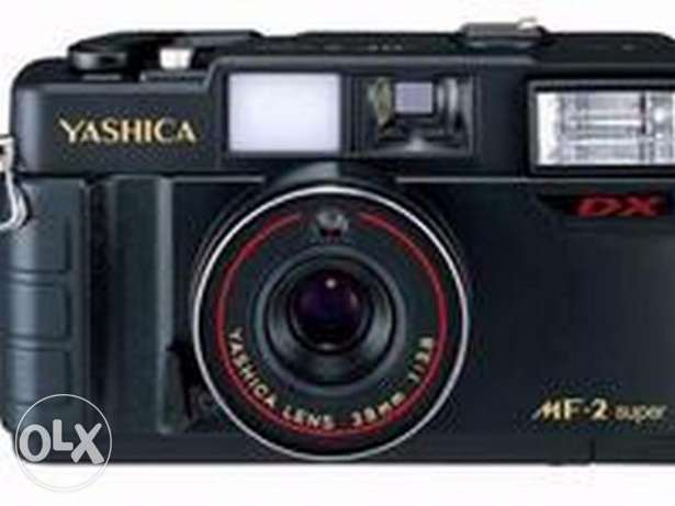 Camera Yashica MF-2 super