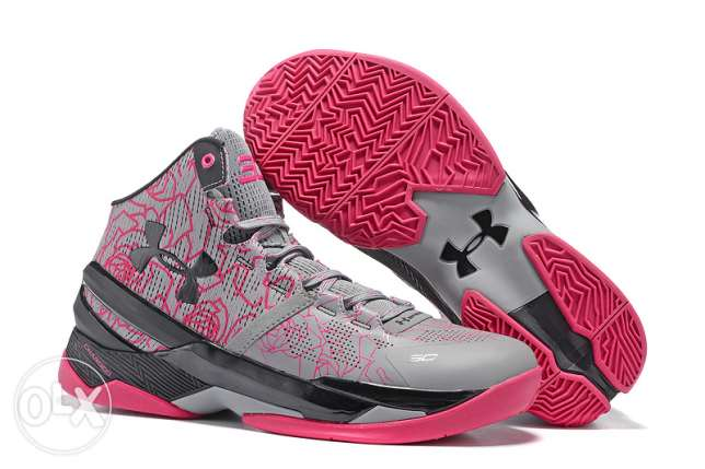 Under Armour Curry 2 Basketball