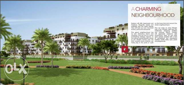 apartment 191m at East town Phase 11 for sale أقل سعر لسوديك ايست تاون