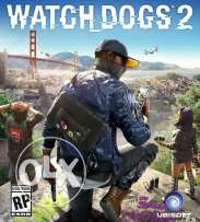 Watch dogs 2 PC + Battlfield 1 PC