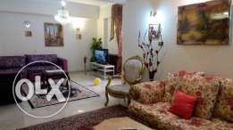 For Rent Nasr city Extra Lux Flat New Furniture, Appliances Daily or M