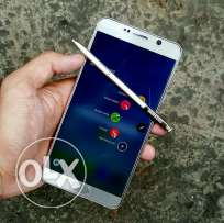 samsung galaxy note 5 Gold 32 giga