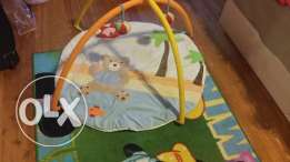 Playing mat for baby. from 0 to 3 years.