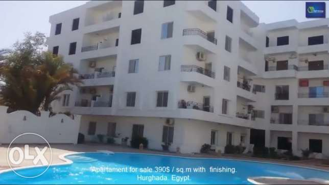 appartment in hurghada 65 sq.m شقة فى الغردقة