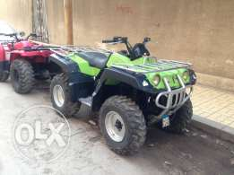 Yamaha Kodiak 400 cc 4 x 4 superheavy duty