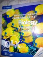 Cambridge IGCSE Biology Course book