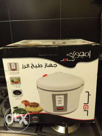 Rice Cooker Emjoy حى الجيزة -  1