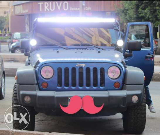 Jeepwrangler for sale شيراتون -  1