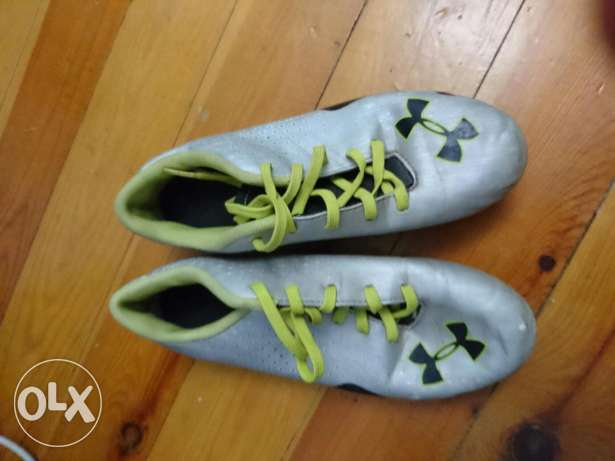 Under armour youth boys soccer cleats