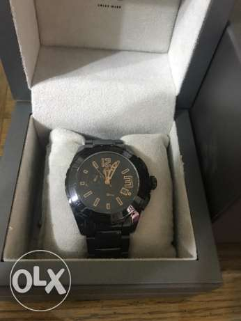 Brand new guess collection watch X76014G2S