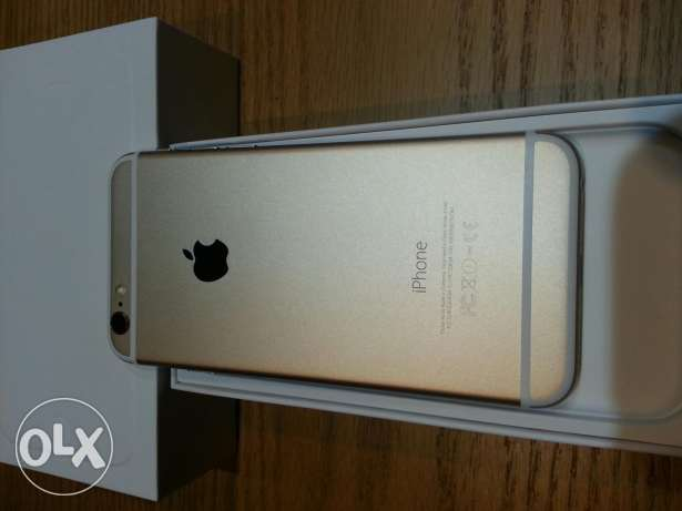 Amazing Deal, iPhone 6, Gold, 16GB المقطم -  2