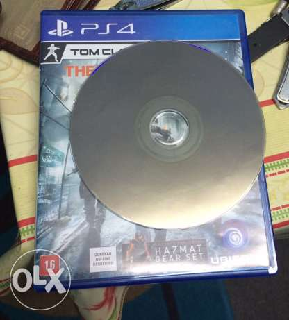 the division ps4 like new العزيزية -  4