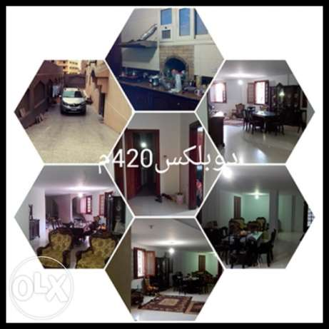Dublex for sale fully finished-zayed