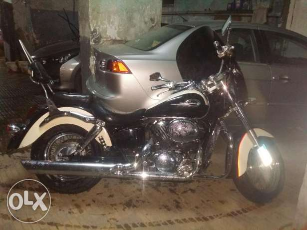 Honda shadow750cc model 2002