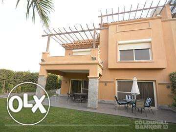 Twin-house located in 6 October for Rent 500 m2, 3 bathrooms, 3 bedroo