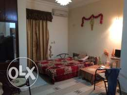 Studio for sale el kauser furnished and equipped