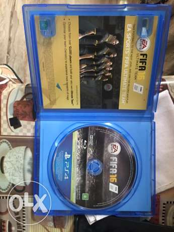 Fifa 16 ps4 ( play station 4)