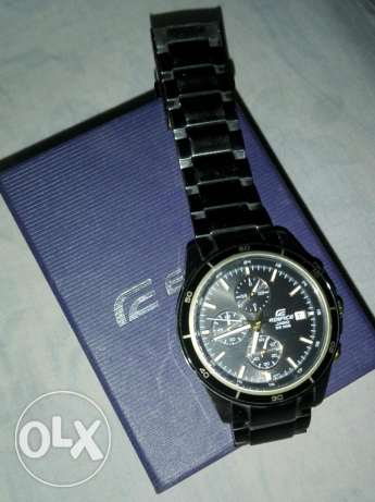 EDIFICE Casio Watch , Black
