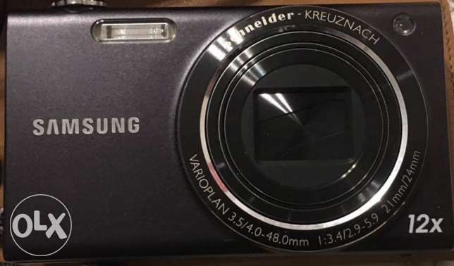 Samsung EC-WB210 Digital Camera with 14 MP, 12x Optical Zoom and Touch سموحة -  4