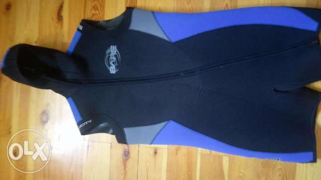 Diving Wet suit Bare