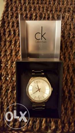 CK watch Swiss made سموحة -  2