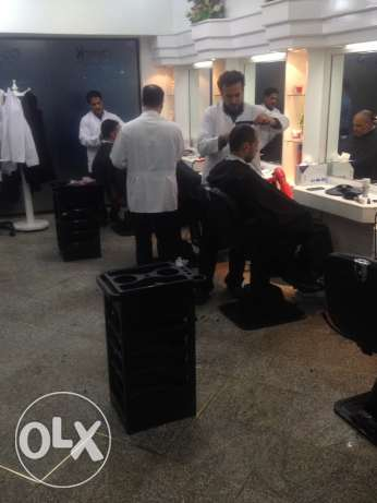 Quick Touch Salon for men المعادي -  1