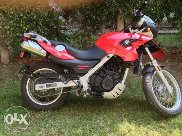 BMW motor cycle for sale