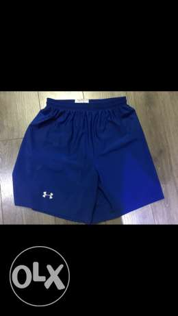 new Under Armour short size Large