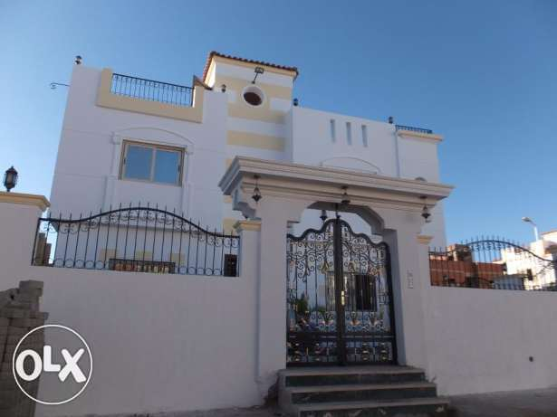 For sale Deluxe villa in Hay El Nour next to the olympic arena
