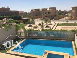 excellent Fully Finished town house for sale Meadows Park Compound