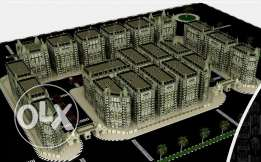 For sale apartment131m NasrCity DownPayment20%with5years installmen