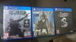 Ps4 games as new