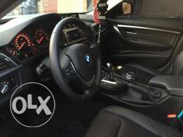 سياره Bmw320i luxury كاملة