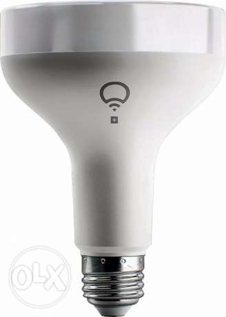 LIFX + 1100-Lumen, 11W Dimmable BR30 Smart LED Light Bulb, 75W Equival