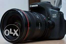For Rent للايجار باليوم canon 60d