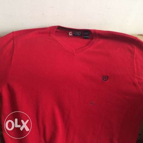 Pullover CHAPS size XL Imported Canada