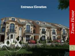 Hot Deal !!! in Layan Sabbour Town House 266m with 1,460,000EGP D.P